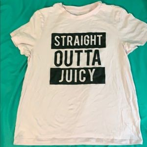 Straight outta juicy